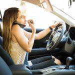 הסחות דעת בנהיגה