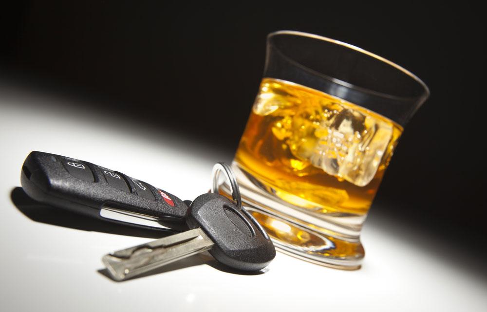 ענישה בגין נהיגה בשכרות