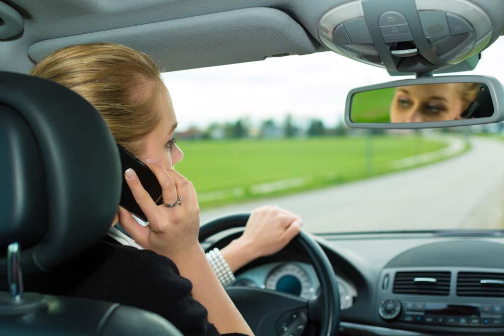 פלאפון ונהיגה