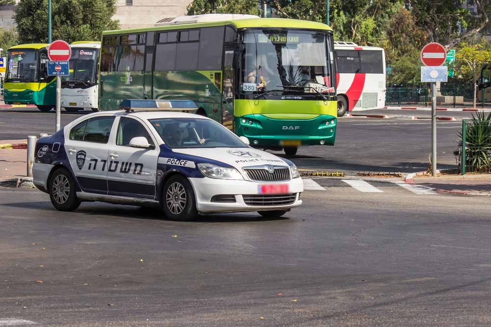 עבירות שבגינן ניתן לפסול מנהלית רישיון נהיגה