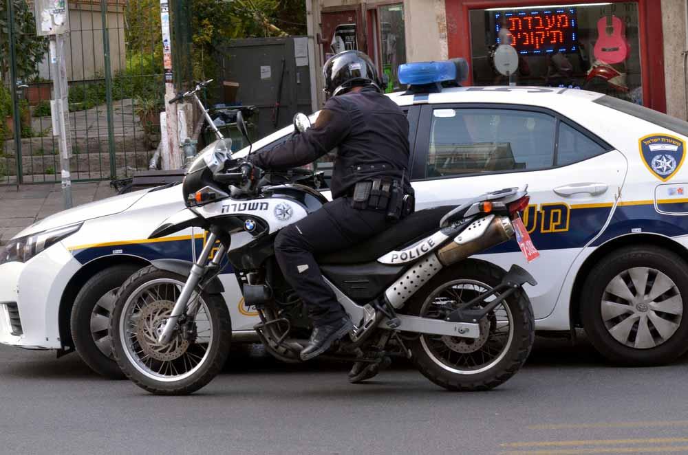 מהי פסילה של משטרת ישראל?