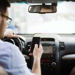 קנס על עבירת טלפון נייד בנהיגה לשנת 2019 / 2020