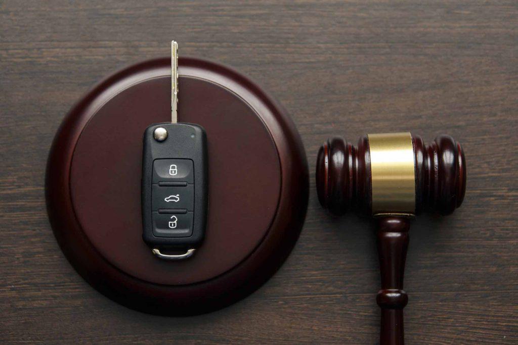 נהיגה ללא רישיון נהיגה