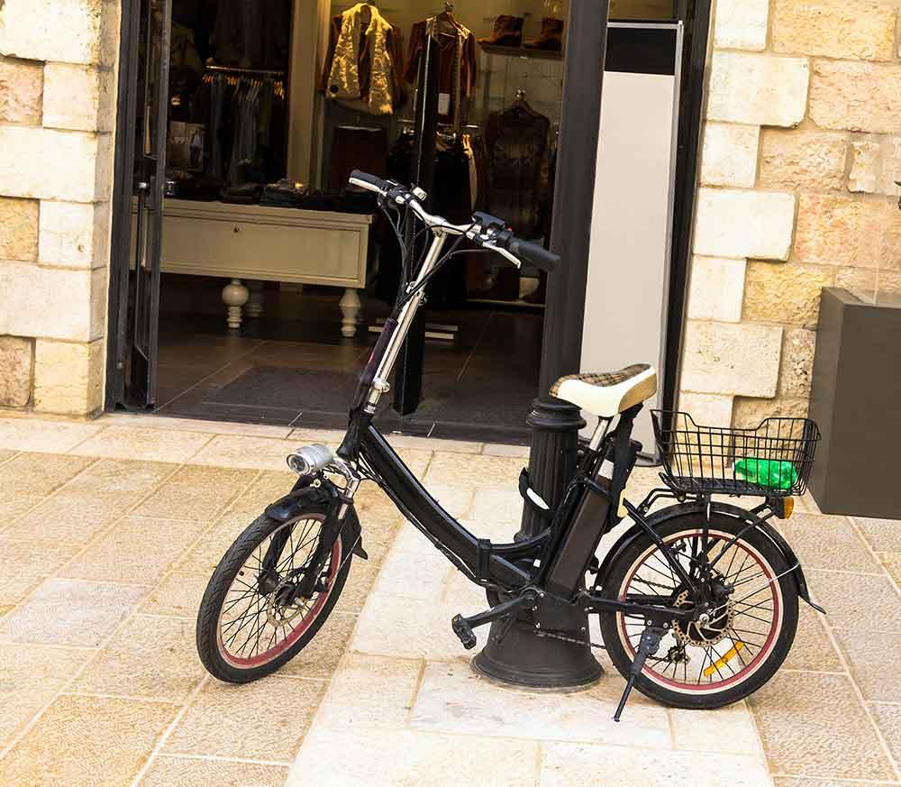 תקנות חדשות אופניים חשמליים